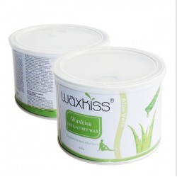 Waxkiss Depilatory White Chocolate Wax