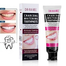 Dr Rashel Bamboo Charcoal Whitening Toothpaste