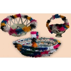 Handmade Flower Tokri And Basket