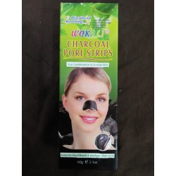 Wokali Charcoal Pore Strips Black Head Remover Mask