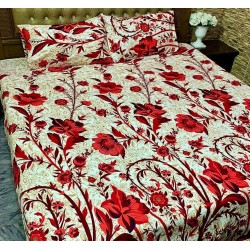3D Crystal Cotton Bedsheets 003