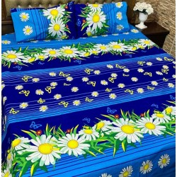 3D Crystal Cotton Bedsheets 004