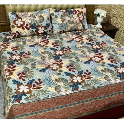 3D Crystal Cotton Bedsheets 005