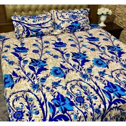 3D Crystal Cotton Bedsheets 006