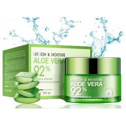 Bioaqua Aloe Vera Gel Smooth Whitening Day Cream