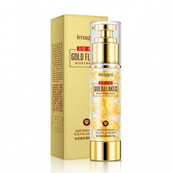 Images Gold Flakes 24k Hyaluronic Acid Liquid Cream