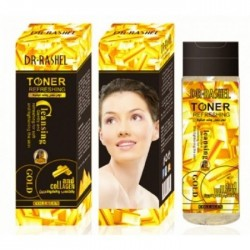 Dr Rashel Toner Refreshing Gold Aand Collagen