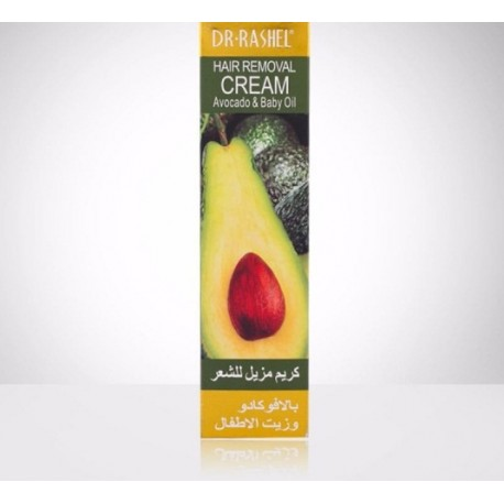 Dr.Rashel Hair Removal Cream Avocado