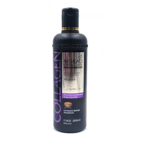 Wokali Ultimate Repair Shampoo With Collagen