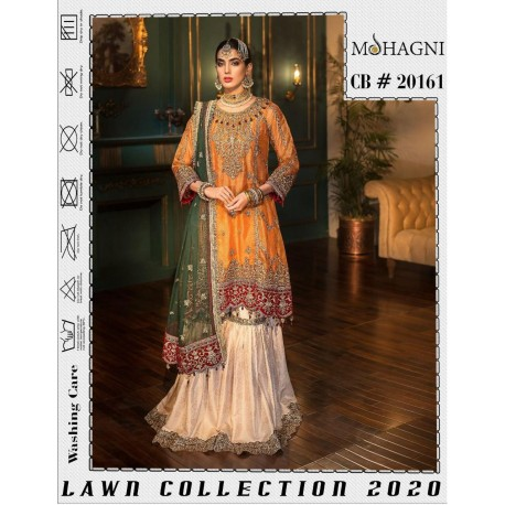 Mohagni Lawn Collection