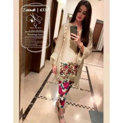 Zainab Replica Lawn Collection