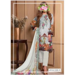 Amina B Original Lawn Karandi Collection