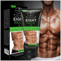 Eight Pack Fat Burner Cream